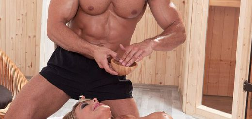 Lana Vegas, a 41-year-old, big-titted blonde MILF from Germany, makes her 40SomethingMag.com debut by getting DP'd every which way by two very lucky studs. In most of this scene, Lana has a cock in her pussy and her ass at the same time (including whi...